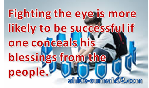 What evil eye protection