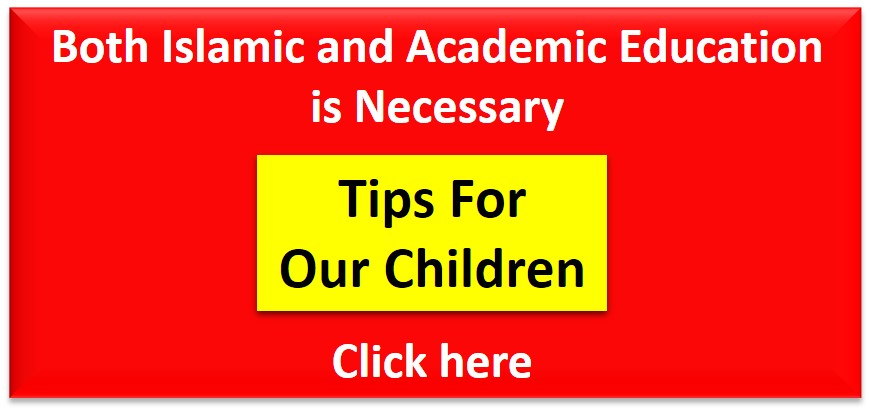 Tips for our children