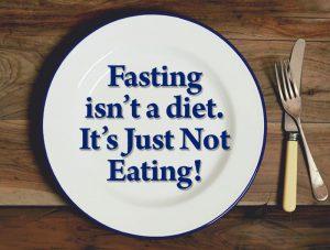 Purpose fasting during Ramadan