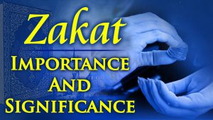 What is Zakat about