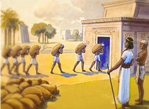 famine ancient egypt